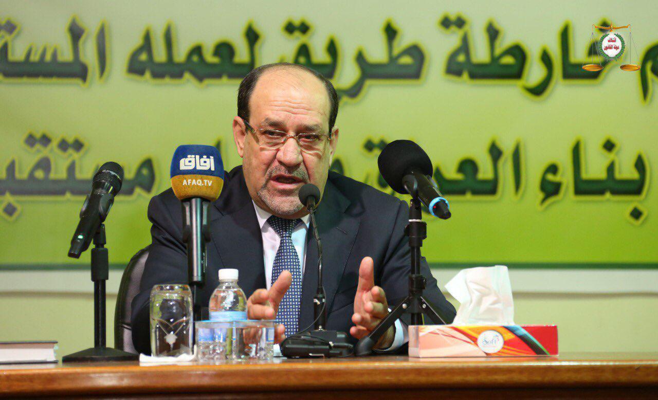 رئيس دولة القانون يكشف عن سعيه لتحقيق الاغلبية السياسية