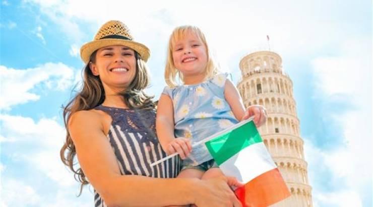 مكافأة 'غريبة' لمن ينجب طفلاً ثالثاً في إيطاليا