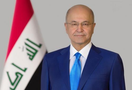 برهم صالح بعد إقرار الموازنة: نأمل باستكمال الكابينة الوزارية لتنفيذ برنامجها الواعد