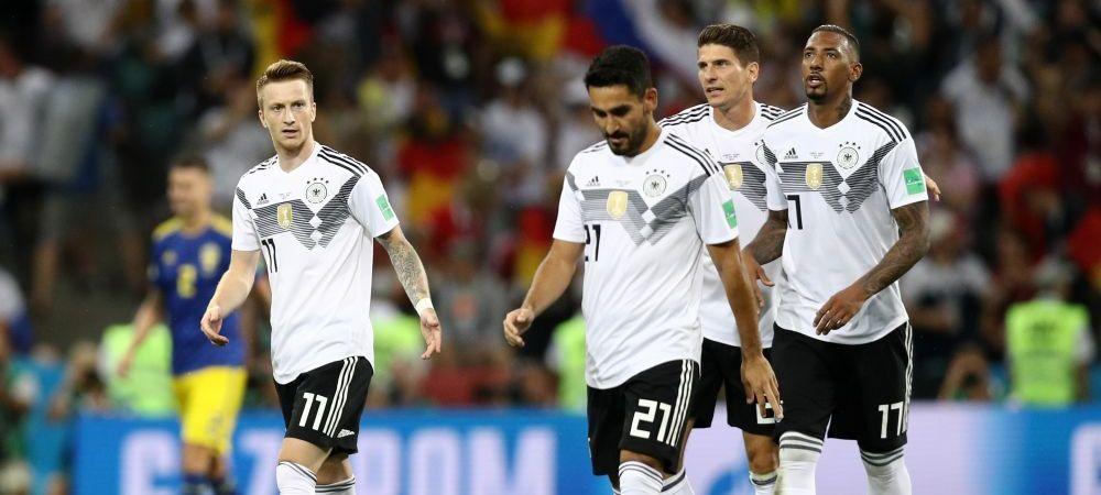 رسيماً .. منتخب ألمانيا يهبط للمستوى الثاني بدوري الأمم الأوروبية