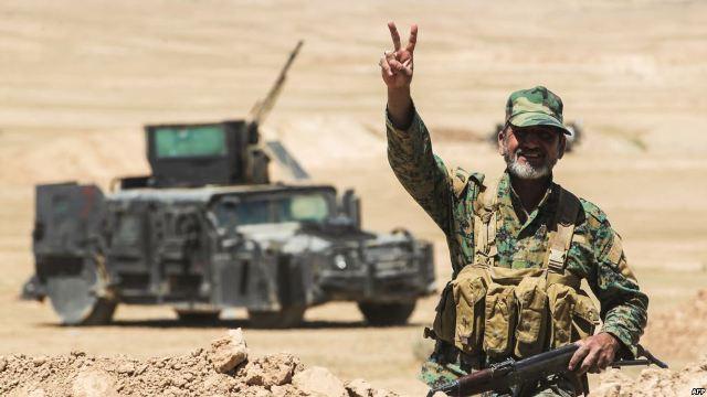 مقتل 11 عنصرا من داعش وتدمير مضافة لهم وضبط اسلحة واعتدة في وادي الثرثار