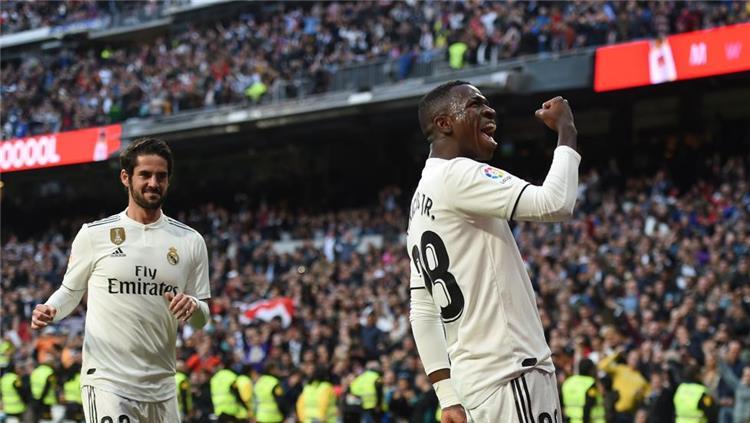 فينيسيوس جونيور يكشف سبب أداء ريال مدريد الجيد أمام بلد الوليد في الليغا