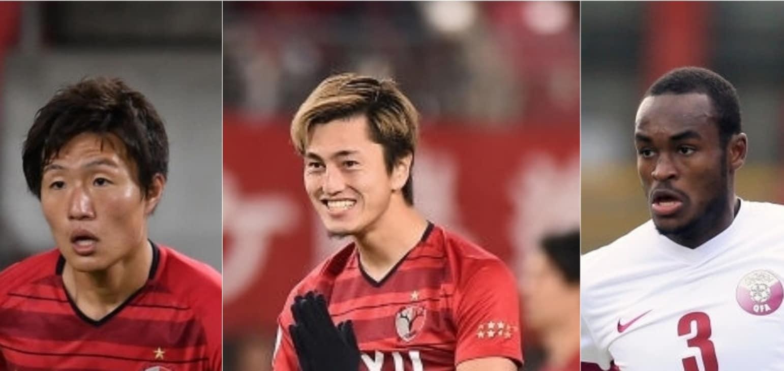 هذه قائمة المرشحين للفوز بجائزة افضل لاعب في آسيا 2018