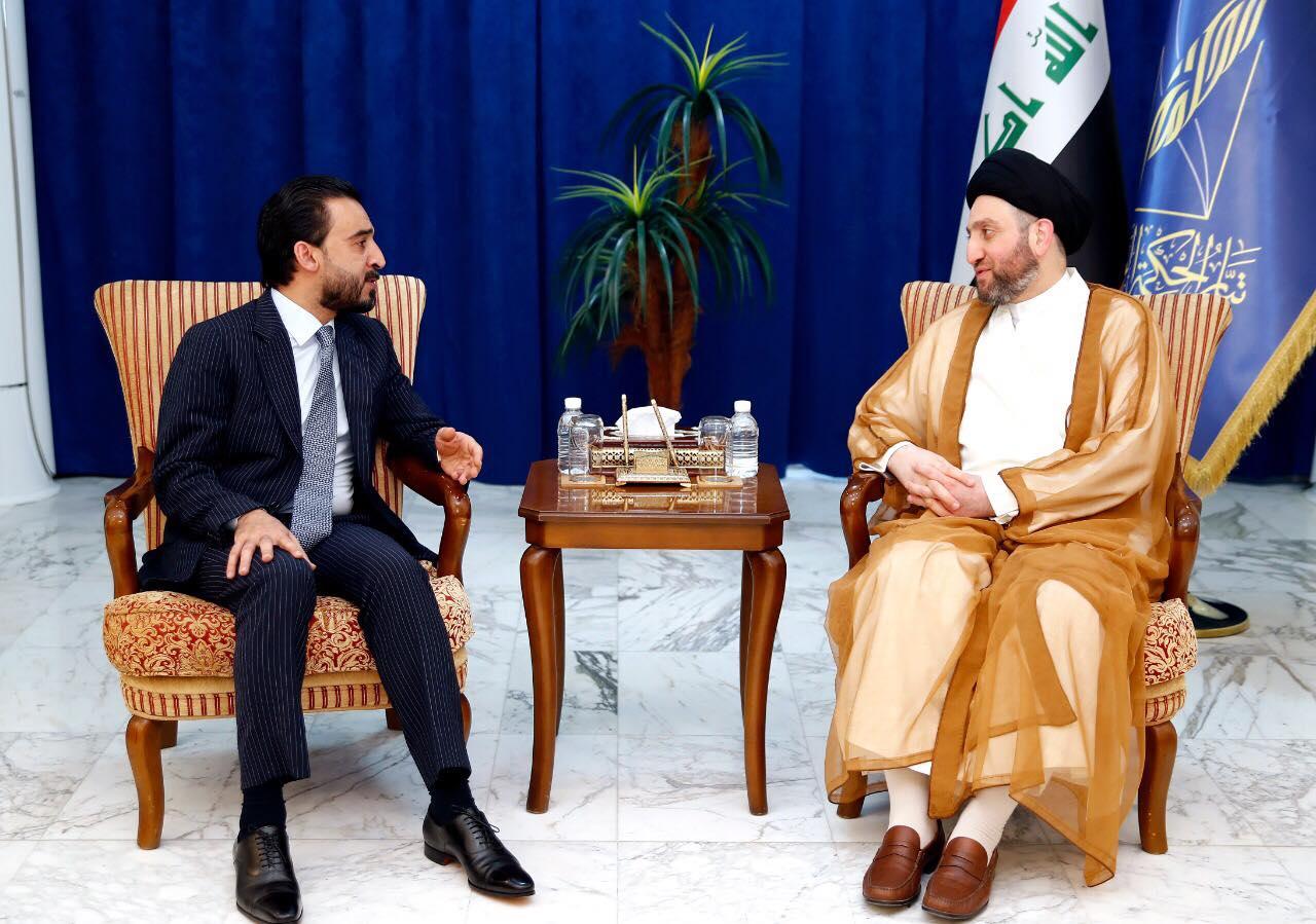 الحكيم يطالب رئيس البرلمان بالغاء امتيازات النواب