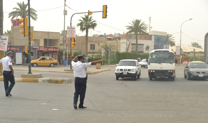 المرور العامة تصدر قراراً بحجر أية مركبة تسير بالاتجاه المعاكس