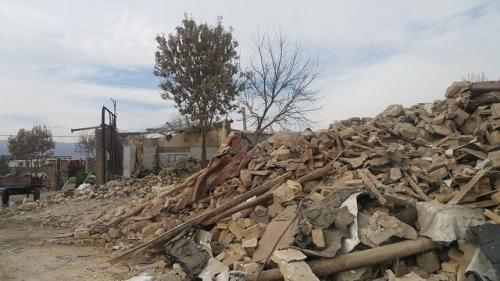 زلزال جديد يضرب محافظة إيرانية وارتفاع عدد المصابين