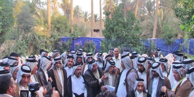 """بالوثيقة.. عشائر محافظة كربلاء ترحب بقرار القضاء بشأن """"الدكة العشائرية"""""""