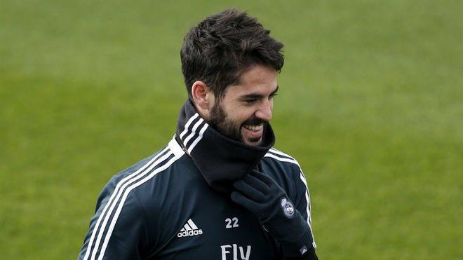 إيسكو يرغب في الرحيل عن ريال مدريد