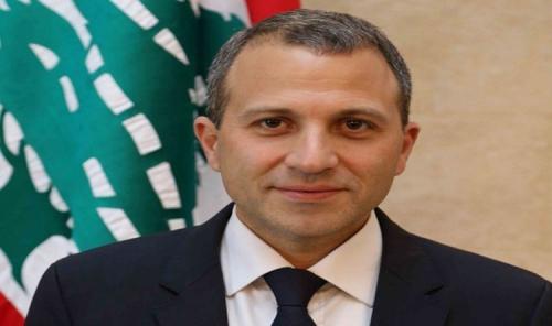 وزير الخارجية اللبناني يصل إلى بغداد