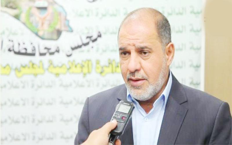 """مجلس المثنى يصوت على """"احمد منفي"""" محافظا"""