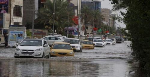 صحة نينوى تنفي تسجيل اي حالة وفاة جراء السيول