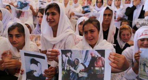 كردستان تكشف احصائية مخيفة عن ضحايا الازيديين في العراق