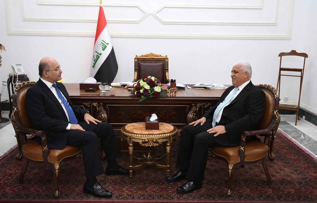 عبد المهدي يستقبل وزير الخارجية اللبناني