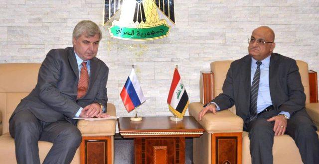 العراق يوقع اتفاقية قصيرة المدى مع الولايات المتحدة الامريكية