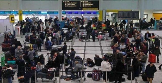 الشرطة البريطانية تلقي القبض على مشبوهين بإطلاق الدرونات التي عطلت مطار لندن