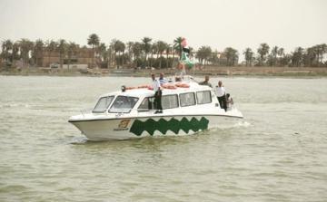 عبد المهدي يوافق على تفعيل النقل النهري في بغداد