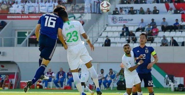 اليابان تطيح بالسعودية وتتأهل لربع نهائي كأس آسيا