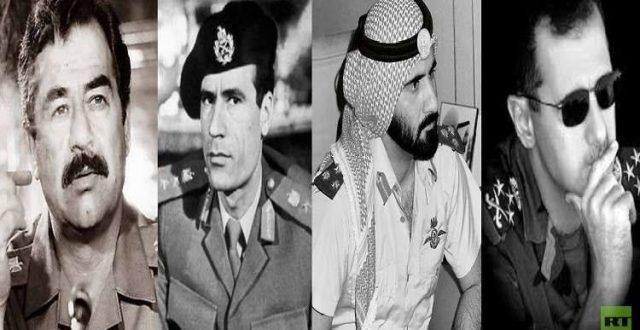 """محمد بن راشد يكشف أسرار لقاءاته مع """"صدام والاسد والقذافي"""""""