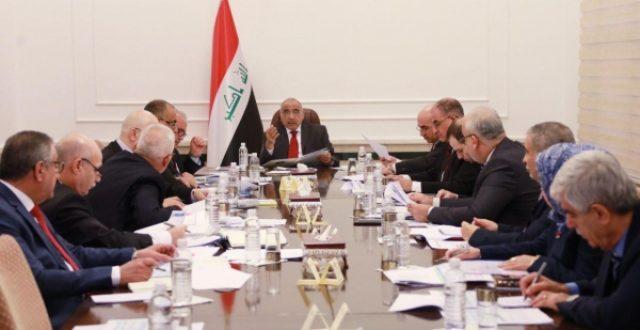 عبد المهدي يوجه بتحديد الصلاحيات والمسؤوليات لكل قطاع