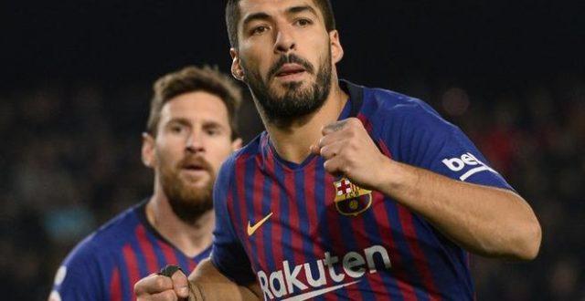 برشلونة يسحق ليجانيس بثلاثية ويتمسك بصدارة الليغا