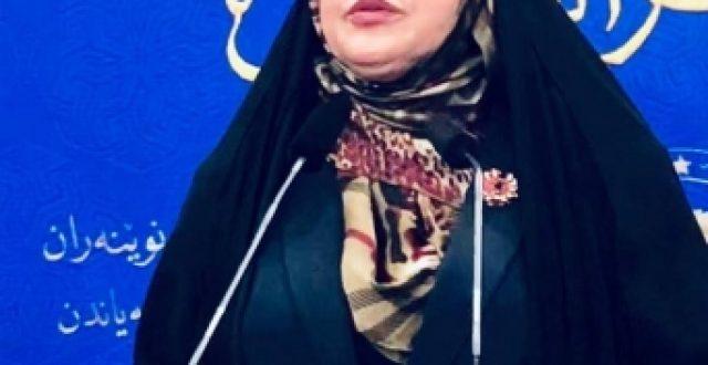 التميمي رداً على ترشيح زوجها لمنصب رفيع: بعض المواقع باتت ساحة للتسقيط السياسي وتصفية الخصوم