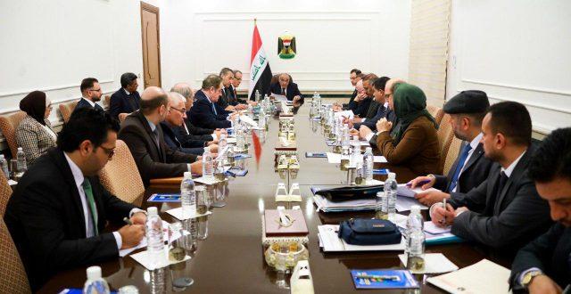 عبد المهدي يؤكد على أهمية نجاح قطاع الطاقة في العراق