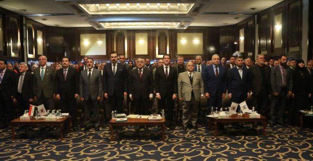 وزير العمل يشارك بمؤتمر ومعرض براءات الاختراع في يوم المخترع العراقي السنوي