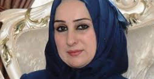 شيماء الحيالي تقدم طلب اعفاء الى مجلس النواب