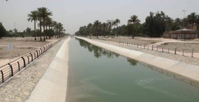 أمانة بغداد تكشف عن إحالة مشروع قناة الجيش لهذه الجهة