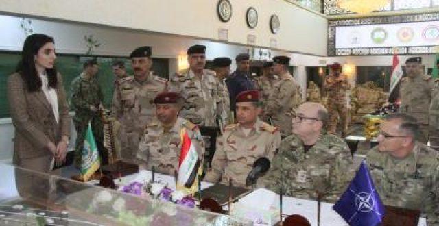 العراق والناتو يبرمان مذكرة تعاون لتطوير قدرات الجيش