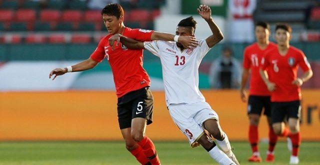 كوريا الجنوبية تقصي البحرين وتبلغ ربع نهائي كأس آسيا