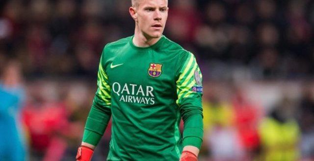 اصابة حارس مرمى برشلونة خبر سيئ للنادي