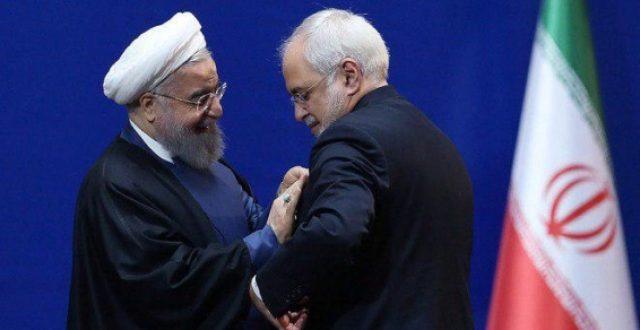 رسميا..روحاني يرفض استقالة ظريف