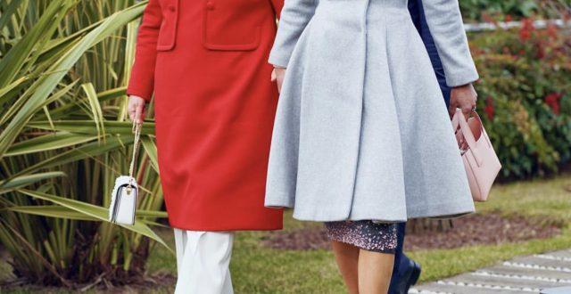 بالصورة: الملكة رانيا تنشر صورة على حسابها الشخصي في الانستغرام مع السيدة الاولى امينة اردوغان في اسطنبول
