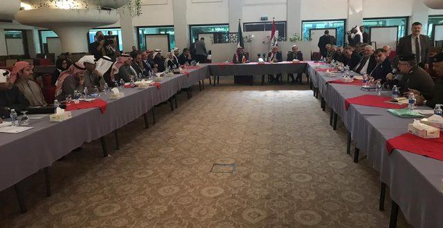 بحضور وزير التجارة العراقي .. بدء المباحثات العراقية الكويتية لوضع خارطة طريق لتفعيل العلاقات الثنائية وايجاد ابواب جديدة للتكامل الاقتصادي وتجاوز حقبة الماضي