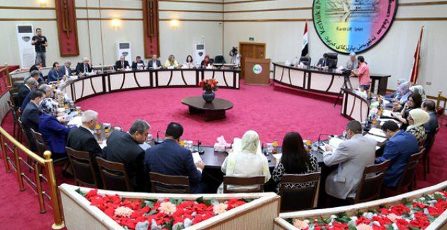 مجلس كركوك يؤجل عقد جلسته إلى إشعار آخر