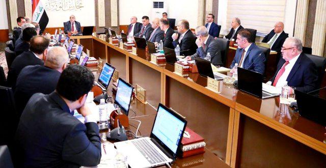 مجلس الوزراء يعقد جلسته الاعتيادية برئاسة رئيس مجلس الوزراء عادل عبد المهدي