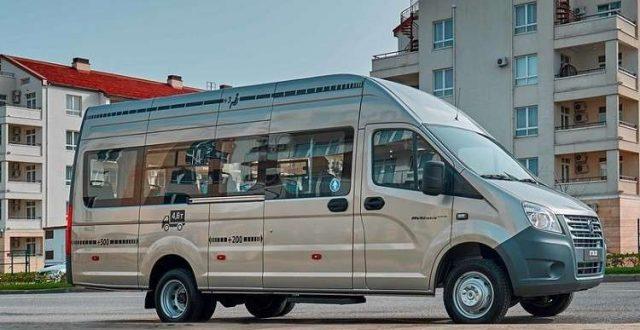 روسيا تطلق جيلا مميزا من الحافلات