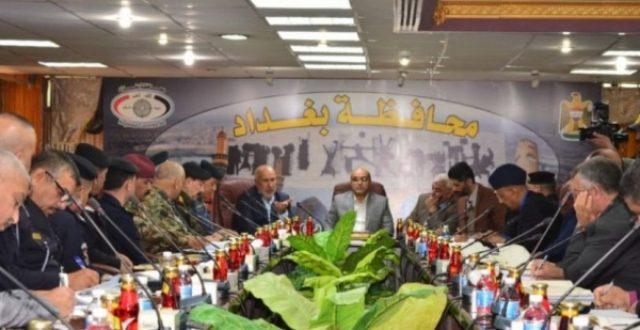 الجزائري: تشكيل غرفة عمليات مشتركة لادارة خطط زيارة الامام الكاظم (عليه السلام)