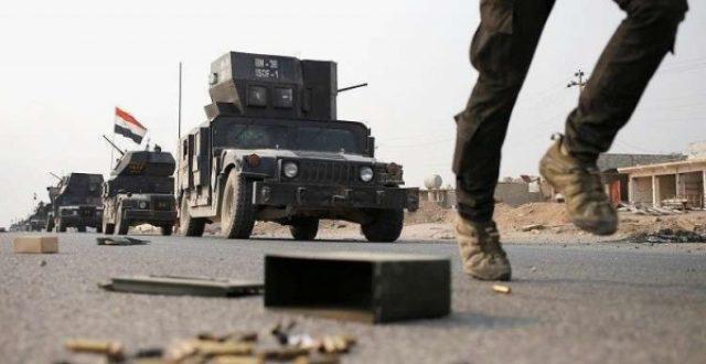 القوات العراقية تعتقل مسؤول الضربات الكيميائية في عصابات داعش