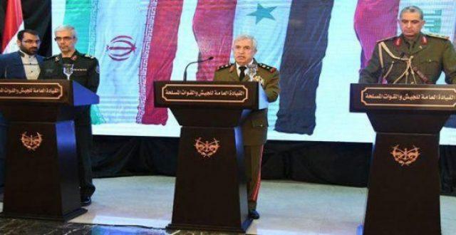 الغانمي يعلن موعد فتح المنفذ الحدودي بين العراق وسوريا
