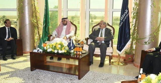 لقاء عراقي سعودي تحضيرا لافتتاح منفذ عرعر الحدودي