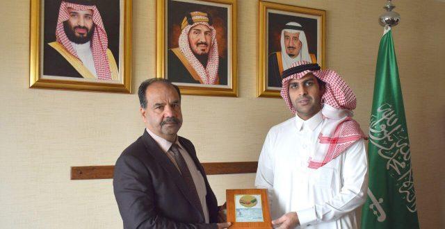 إصدار أول تأشيرة إلكترونية للعراقيين من السفارة السعودية