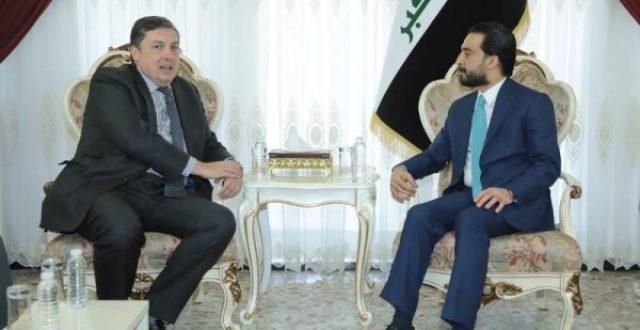 العراق والمملكة المتحدة يؤكدان على استمرار التعاون في مجال الأمن والطاقة