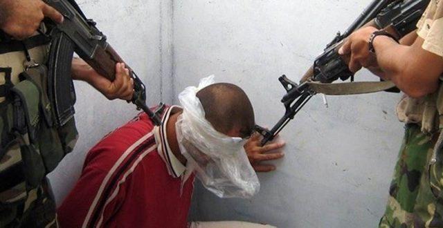 القوات الأمنية تلقي القبض على مطلوب لمحكمة الكرادة في محافظة المثنى