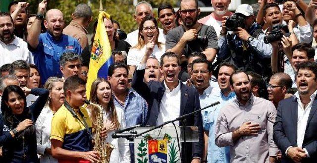 فنزويلا.. غوايدو يدعو أنصاره لمظاهرات حاشدة