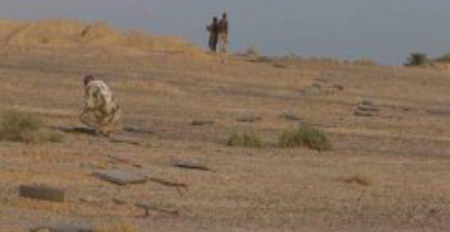 الحشد الشعبي يحبط محاولة تسلل لداعش بسلسلة جبال حمرين