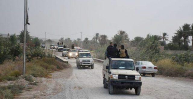 الحشد الشعبي ينفي وجود تعرض لداعش على قضاء الدبس