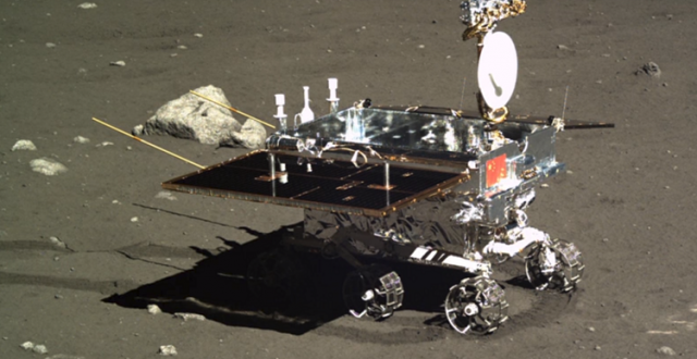 الصين تكشف للعالم نتائج عمل روفرها القمري مجانا