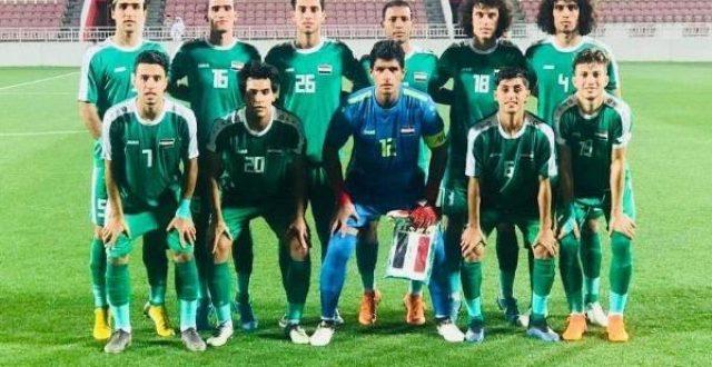 منتخبنا الاولمبي يواجه إيران في مواجهة الحسم